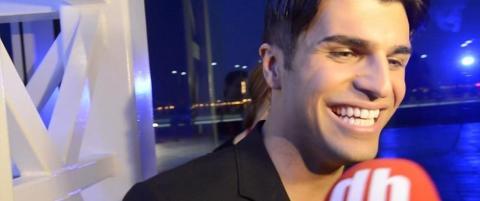 Tooji droppet festen etter Eurovision-triumfen
