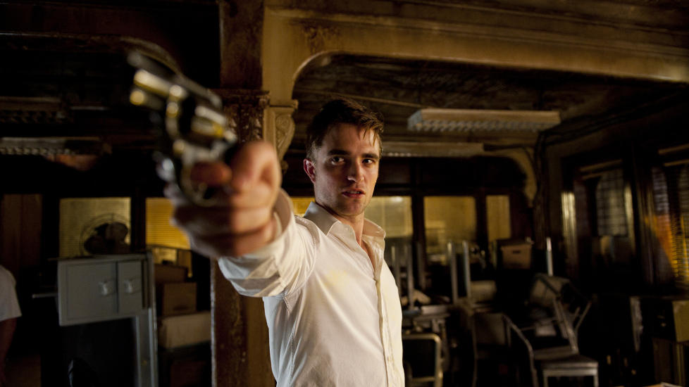 STOR ROLLE: Ungpikeidolet Robert Pattinson f�r god kritikk for hovedrollen i David Cronenbergs �Cosmopolis�, som deltar i hovedkonkurransen under filmfestivalen i Cannes. I g�r gjenl�d hylene gjennom rivierabyen da Pattinson presenterte filmen sin.