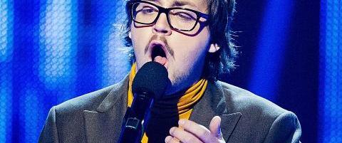 �The Voice�-Martin har v�rt mye alene med musikken
