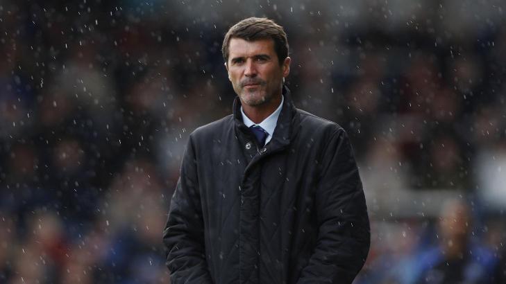 FORSVARER UTVISNING: Mens de fleste var enige om at Nanis utvisning mot Real Madrid var streng, mener Roy Keane det er korrekt med r�dt kort. Foto:   REUTERS/Andrew Winning/Files