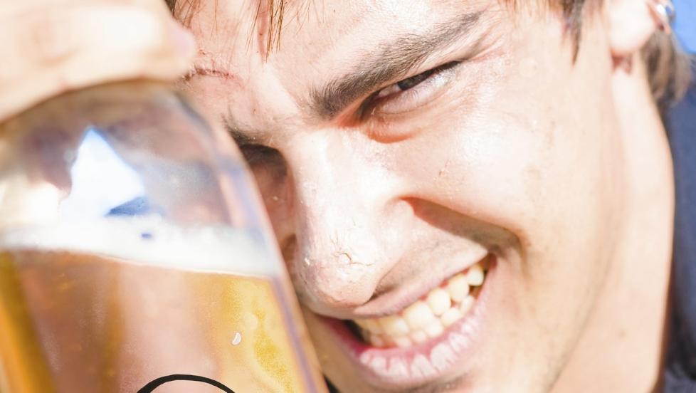 FYLLA: B�de kritisk sans og stemningleie endres. Det samme gjelder koordinasjon og d�mmekraft.  Illustrasjonsfoto: colourbox.com