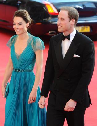 Prins William �nsker seg barn