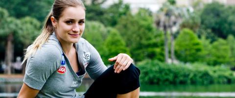 Christina Vukicevic sa nei til skrekkfilmrolle