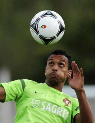 Nani hinter om United-exit