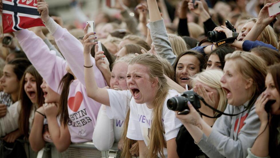 ADRENALINKICK: F� ting gir st�rre kick enn forelskelsen, og dyrkingen av den, skriver Cornelia Kristiansen. Foto: Torbj�rn Gr�nning