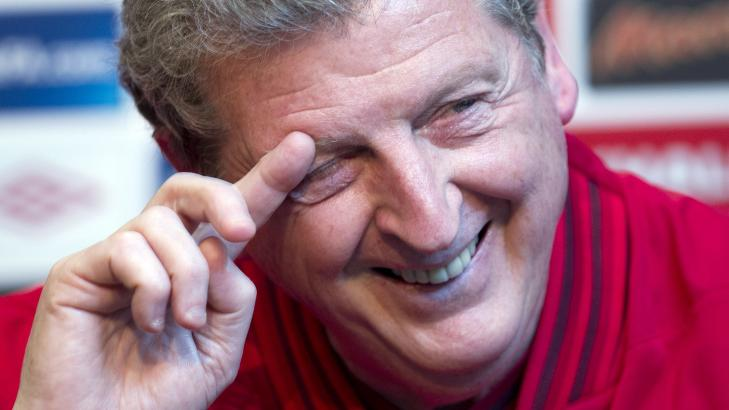 BR�K LIKEVEL: Roy Hodgson valgte John Terry og utelot Rio Ferdinand fra Englands EM-tropp. Den avgj�relsen er fortsatt omdiskutert. Foto: SCANPIX/AFP/DANIEL SANNUM LAUTEN