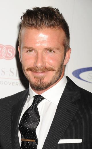 ETTERTRAKTET: David Beckham er et popul�rt reisef�lge blant begge kj�nn. Foto: STELLA PICTURES