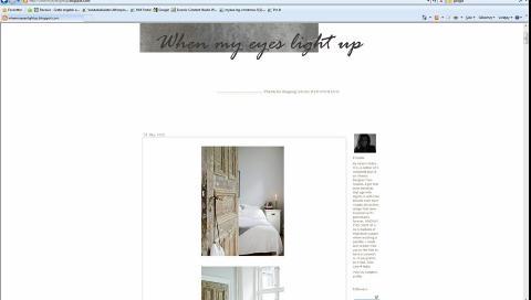MED HJERTE FOR DESIGN: En islandsk interi�rdesigner st�r bak denne bloggen.  Foto: When my eyes light up
