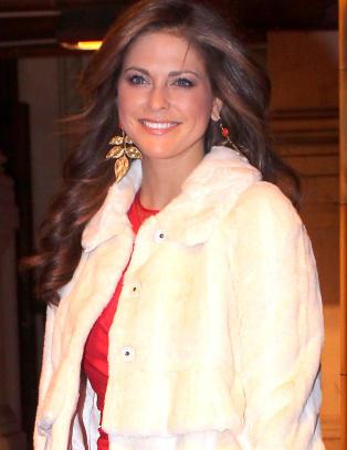 Prinsesse Madeleine fryser ut Sofia