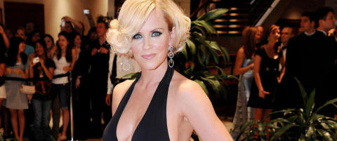 Jenny McCarthy viser ikke alt for Playboy