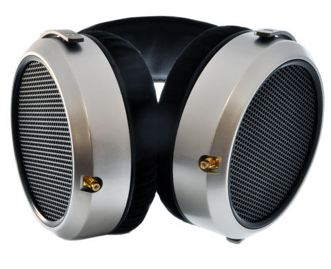 RIMELIGERE ENN DE SER UT: Hifiman HE-300. Foto: Hifiman