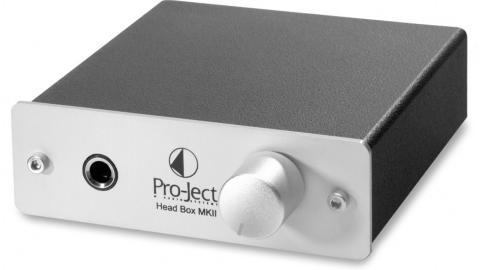 FORSTERKER: Pro-Ject Head Box II er en prisgunstig og meget habil hodetelefonforsterker. Foto: Pro-Ject