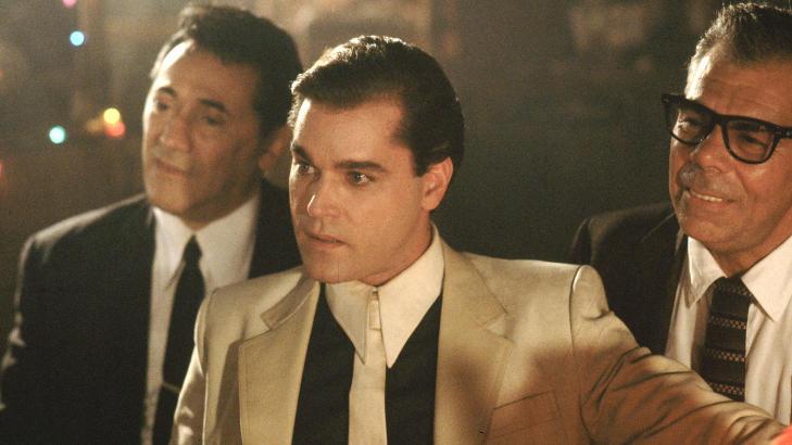 BER�MT PORTRETT: Ray Liotta spiller Henry Hill i 90-tallsklassikeren �The Goodfellas�. Foto: Stella Pictures