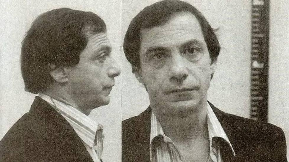 HENRY HILL: Den tidligere gangsteren Henry Hill d�de tirsdag bare 69 �r gammel. Foto: FBI