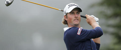 Superspurt ga Webb Simpson seieren i US Open