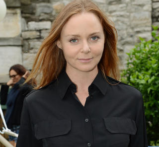 STELLA MCCARTNEY: Har etablert seg som motedesigner. Foto: Andrew H. Walker / NTB Scanpix