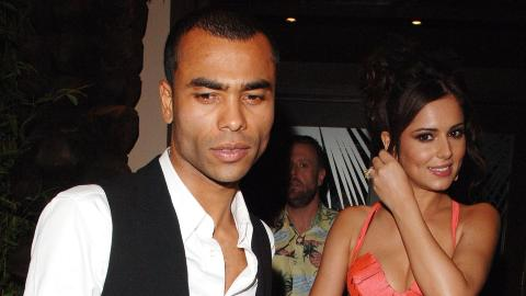 FOTBALLFRUE: Ashley Cole var gift med Cheryl Cole i fire �r. Foto: Stella pictures
