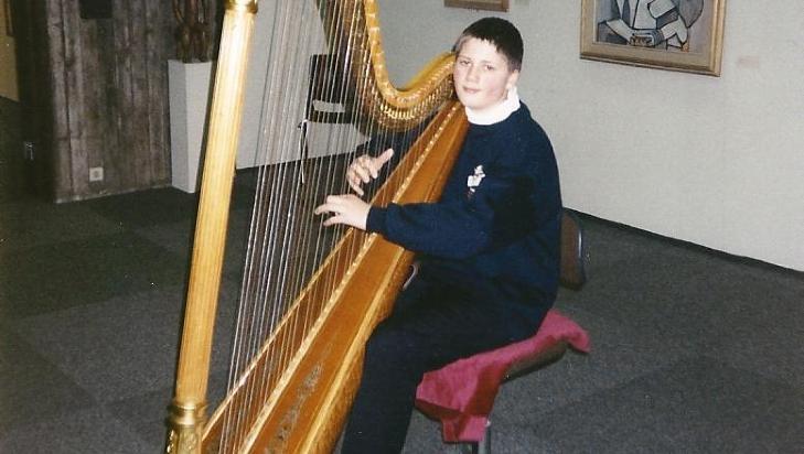 Nils jakob hoff harpe