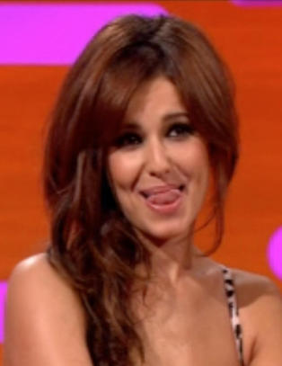Her blir luremusa Cheryl Cole lurt p direkten
