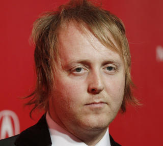 JAMES MCCARTNEY: Jobber med musikk. Foto: Danny Moloshok / Reuters / NTB Scanpix