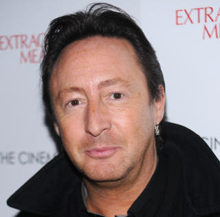 JULIAN LENNON: John Lennons snn jobber med musikk. Foto: Evan Agostini / AP Photo /NTB Scanpix