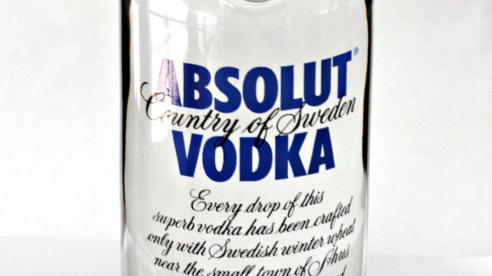 Absolut vodka pris polet