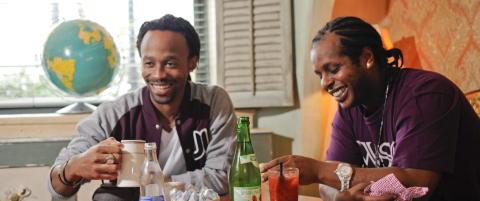 Madcon-Yosef har laget låt om familiens vanskelige fortid