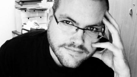 REPOSTET INNLEGGENE: Bloggeren Gunnar Roland Tjomlid valgte � publisere �Mortens� blogginnlegg p� nytt, samt et innlegg om hvordan Sjokoservice truet ham med s�ksm�l p� e-post. Foto: Privat