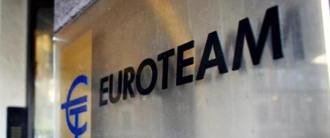 Euroteam legges ned