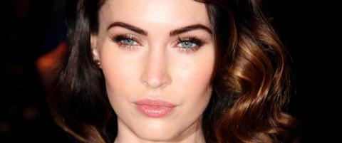 Megan Fox bruker englep�kaller for � beskytte gravidmagen