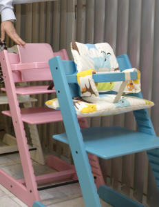 Denne stolen er et �ndsverk
