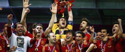 Historiske Spania skrudde endelig p� sjarmen