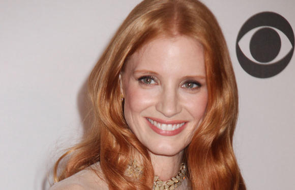  TILTENKT ROLLEN:  Jessica Chastain, var i utgangspunktet tiltekt rollen som prinsesse Diana, men mtte av ukjente grunner takke nei. Foto: Stella Pictures