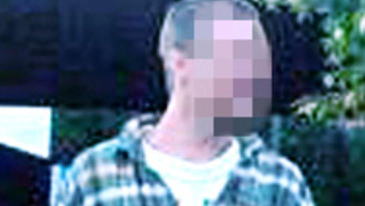KONVERTERTE: I 2008 konverterte mannen til islam, og reiste minst to ganger til Jemen der han skal ha f�tt terrortrening. Foto: Privat