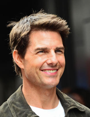 Tom Cruise topper Forbes rikeliste