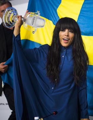 Malm� vant kampen om Eurovision