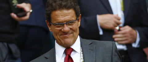 Capello i Russland for jobbsamtaler