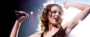 Taylor Swift g�r til topps med stillhet