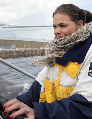 Fyrrig matopplevelse innerst i  Oslofjorden