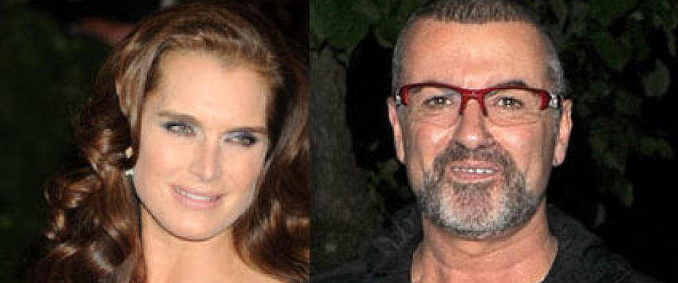 Brooke Shields prvde desperat  f George Michael til sengs