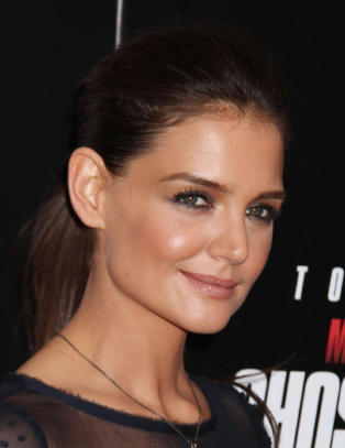 Katie Holmes blir Broadway-stjerne