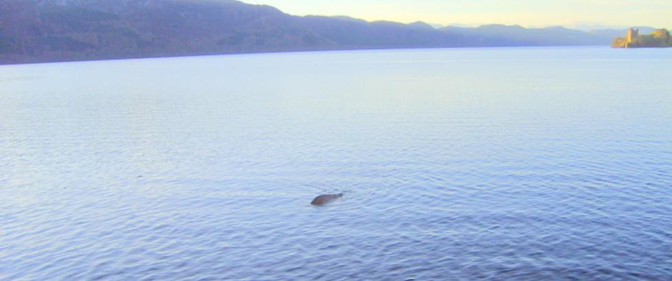 Hevder � ha dokumentert sj�monstret i Loch Ness