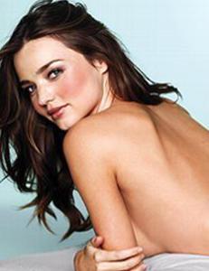 Miranda Kerrs nakenbilder spres p� nett