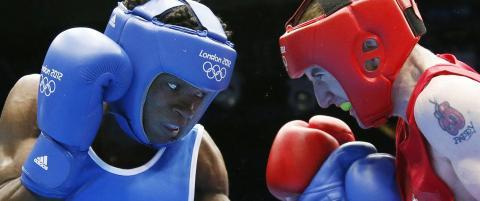 Sju kamerunske OL-ut�vere sporl�st forsvunnet
