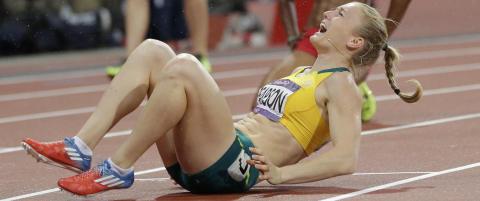 Pearson brast i gråt  etter OL-gull
