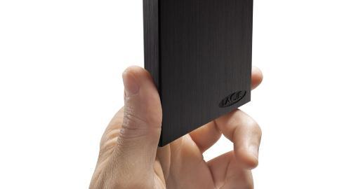 EKSTERN HARDDISK: Har du kj�pt en PC med en relativt liten SSD-lagringsenhet, s� kan en ekstern harddisk v�re greit � ha tilgjengelig. Foto: HjemmePC