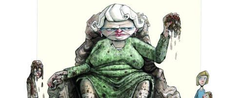 Bestemor til besv�r
