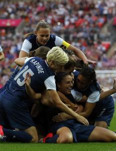 USA hentet hjem fjerde OL-gull av fem mulige