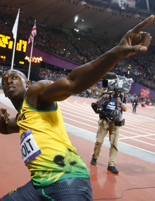 - Bolt er ikke noen legende