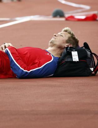 Fullf�rer sesongen tross OL-fiasko